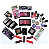 25 Piece Wholesale only Loreal, Maybelline and revlon Cosmetics Lot,assorted (Color: vary)