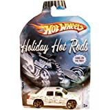 Hot Wheels Holiday Hot Rods Series Cadillac Escalade White Detailed 1:64 Scale
