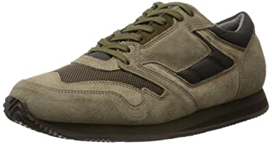 British Trainer 1800FS: Beige / Olive
