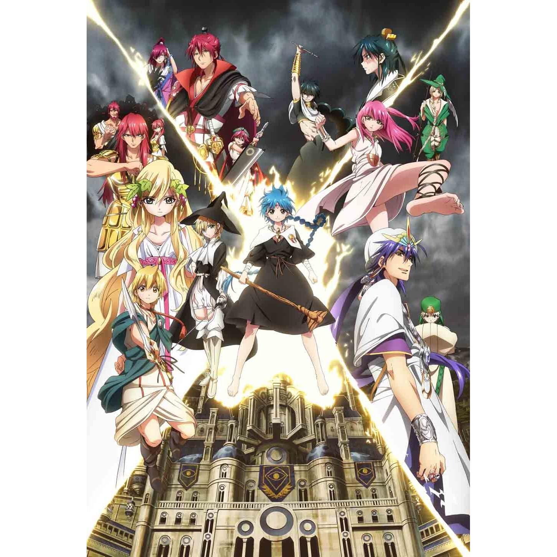 マギ The kingdom of magic(第2期)