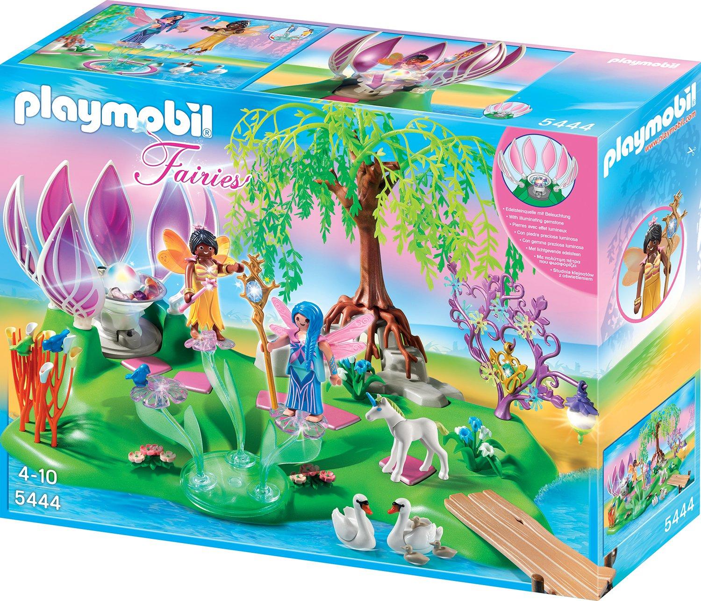 PLAYMOBIL® Feeninsel mit magischer Edelsteinquelle (5444)