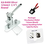 ChiButtons (KIT) 32mm(1 1/4