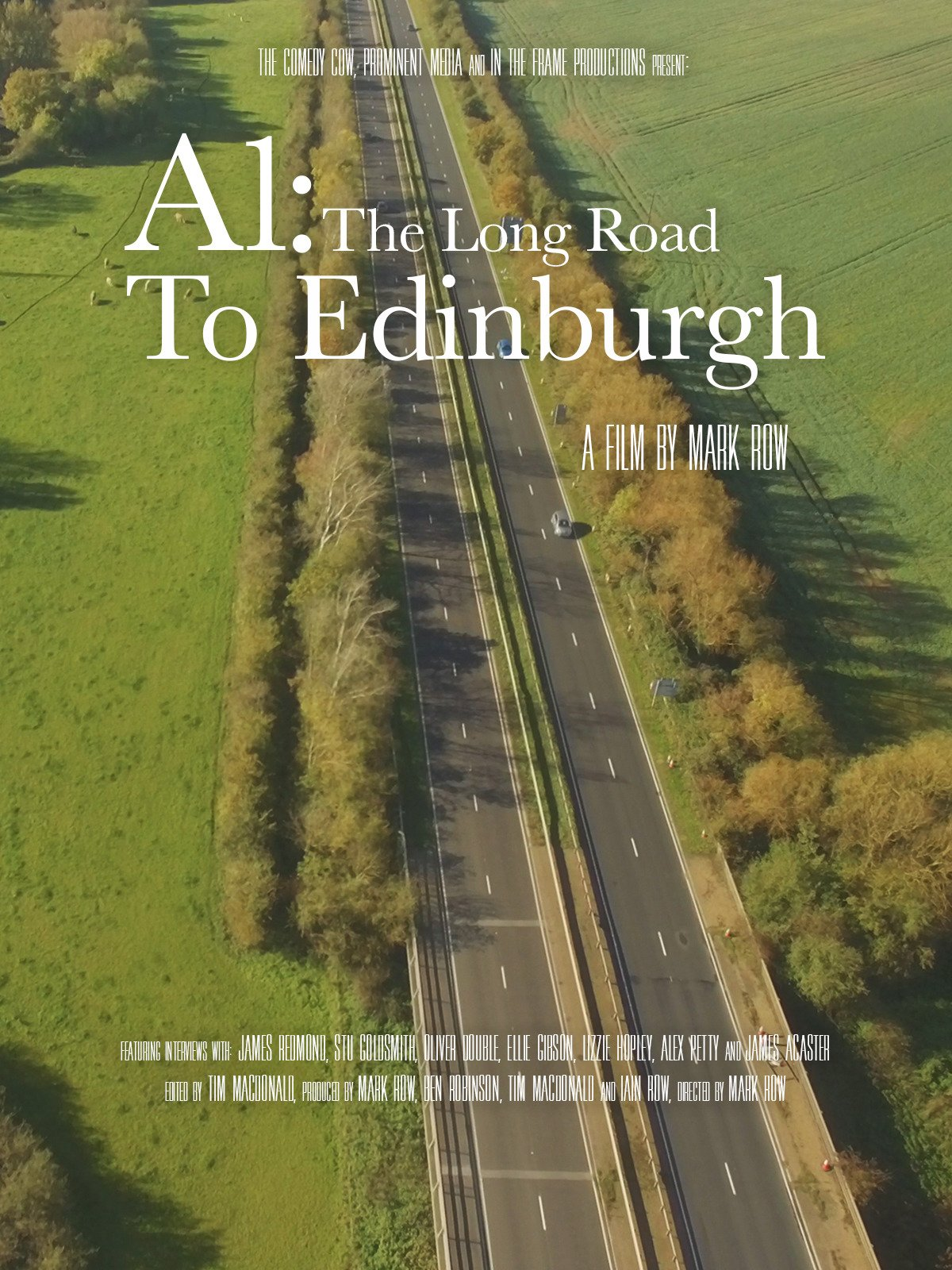 A1: The Long Road to Edinburgh