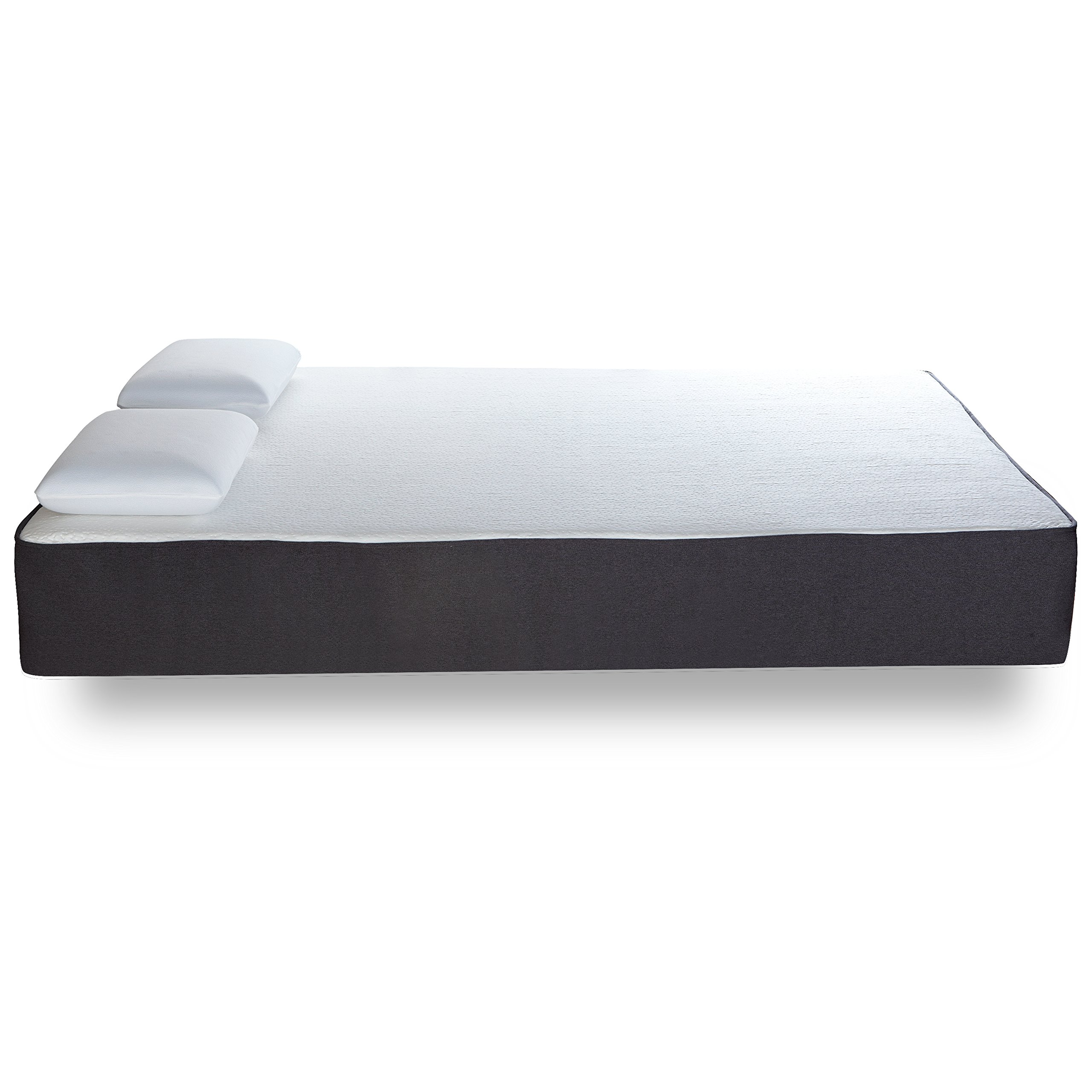Classic Brands 10 5 Inch Cool Gel Ventilated Memory Foam Mattress Queen Ebay