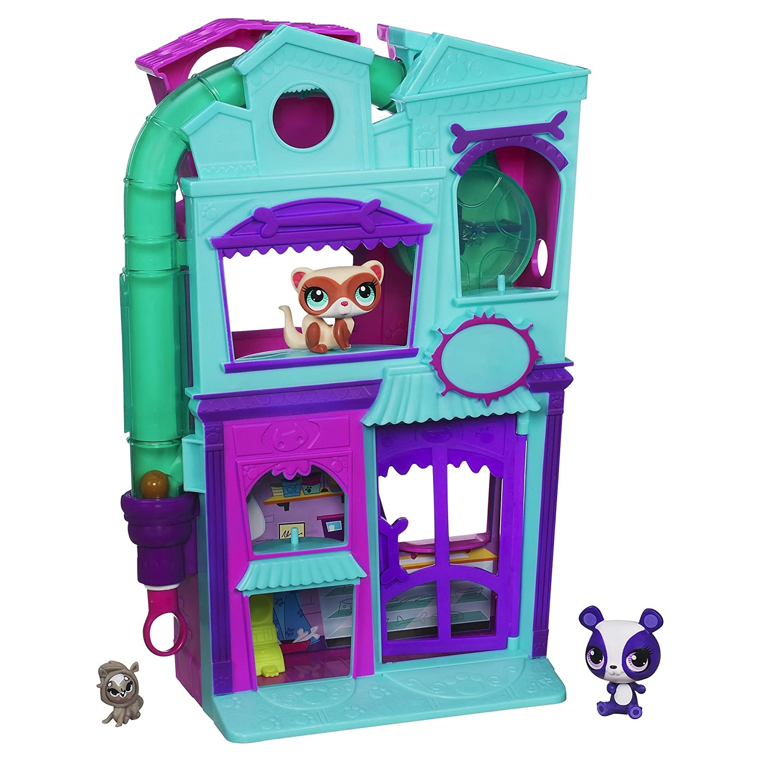 Littlest Pet Shop Doll Playset