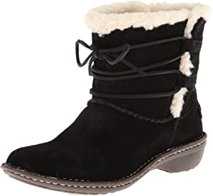 Image UGG Australia Women's W Rianne Suede Boot