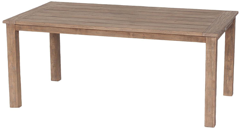 Hartman 53439000 Sarto Tisch 180 x 100 cm, 8 cm Legs jetzt bestellen