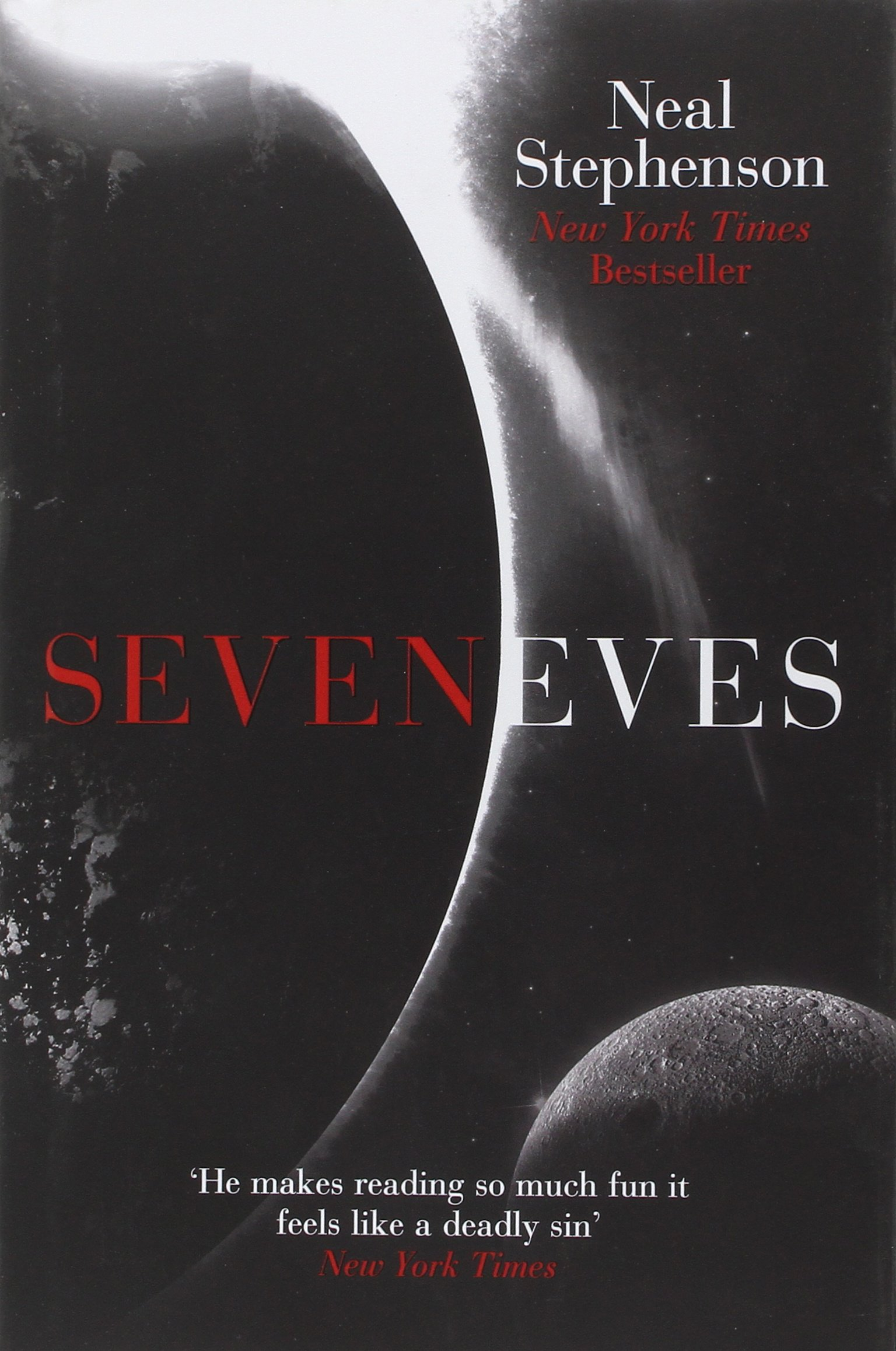 Buy Seveneves Book Online At Low Prices In India  Seveneves Reviews &  Ratings  Amazon