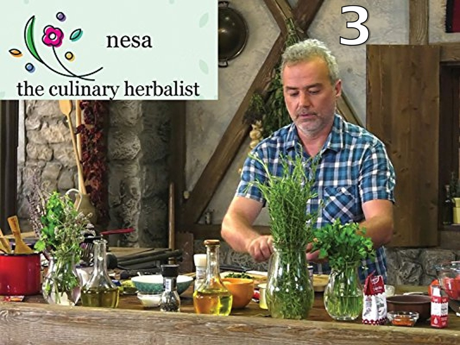 Nesa The Culinary Herbalist - Season 3