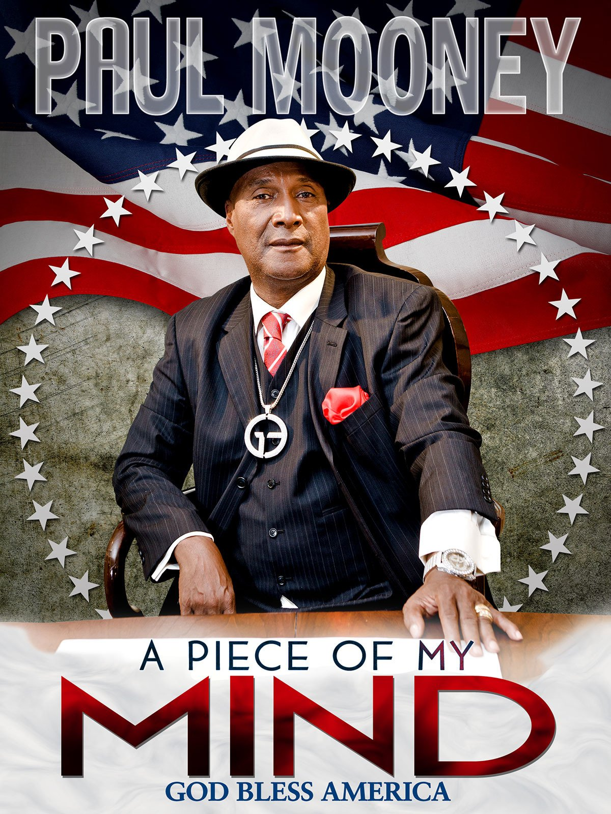 Paul Mooney: A Piece of My Mind on Amazon Prime Instant Video UK