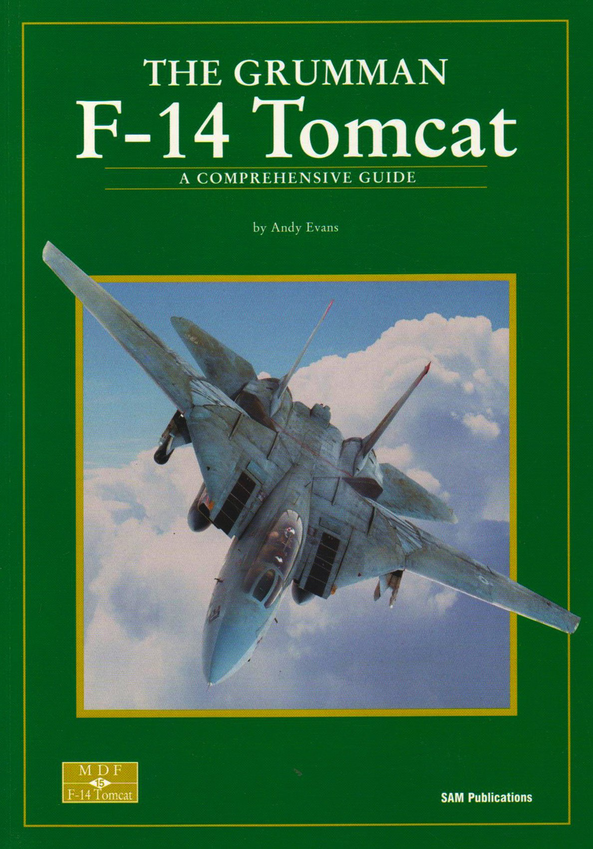 Uncovering The Grumman F-14 Tomcat