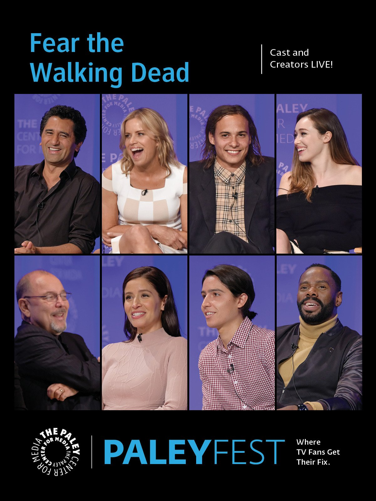 Fear the Walking Dead: Cast and Creators PaleyFest