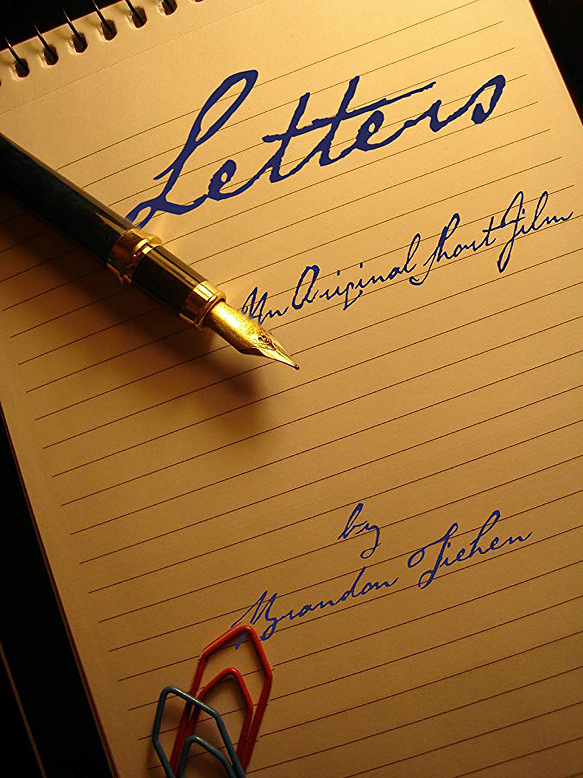 Letters on Amazon Prime Instant Video UK