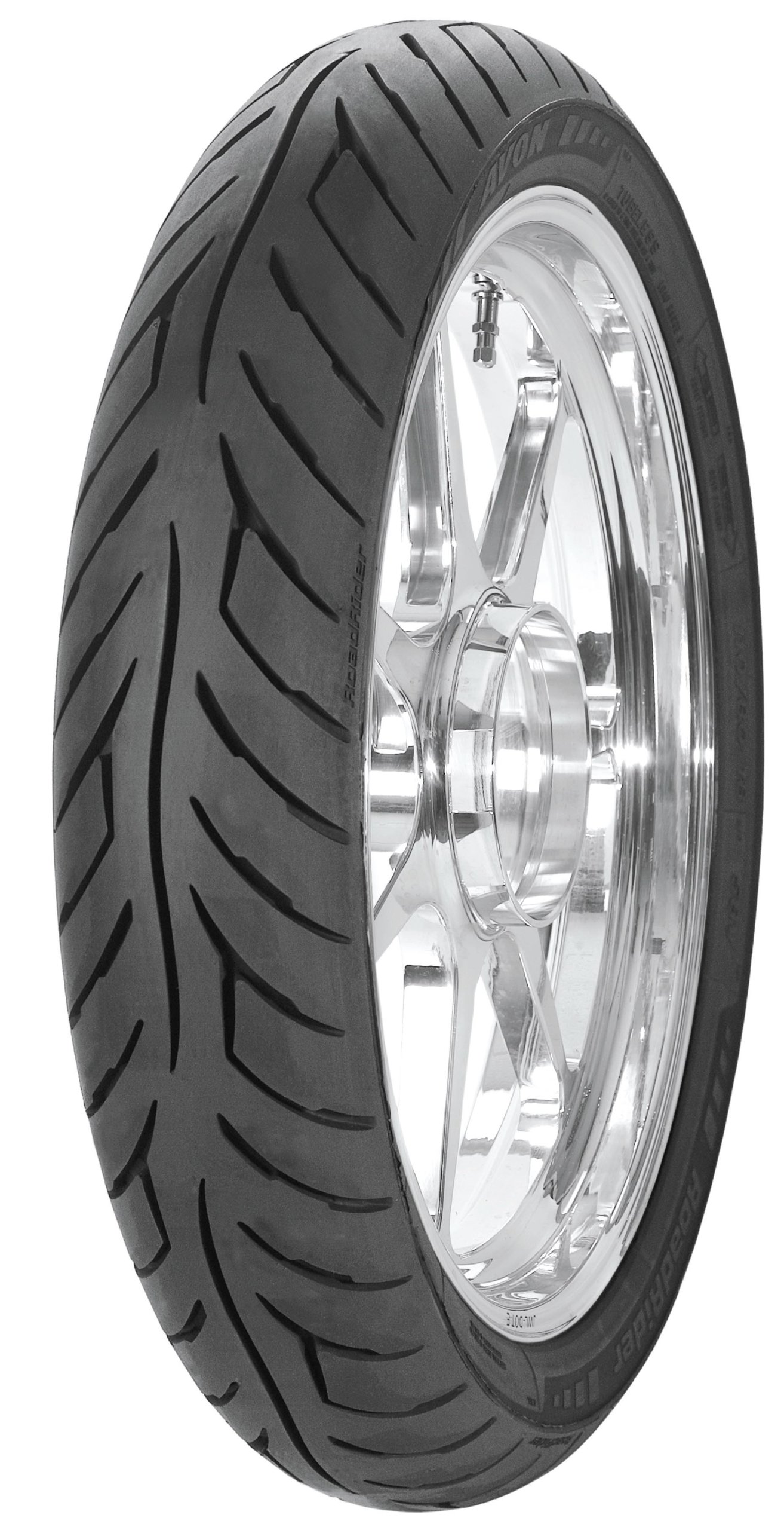 Motorcycle Tire Sizes >> Avon Roadrider AM26 Universal Classic/Vintage Motorcycle Tire -110/80-18