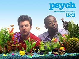 Psych Season 3 [HD]