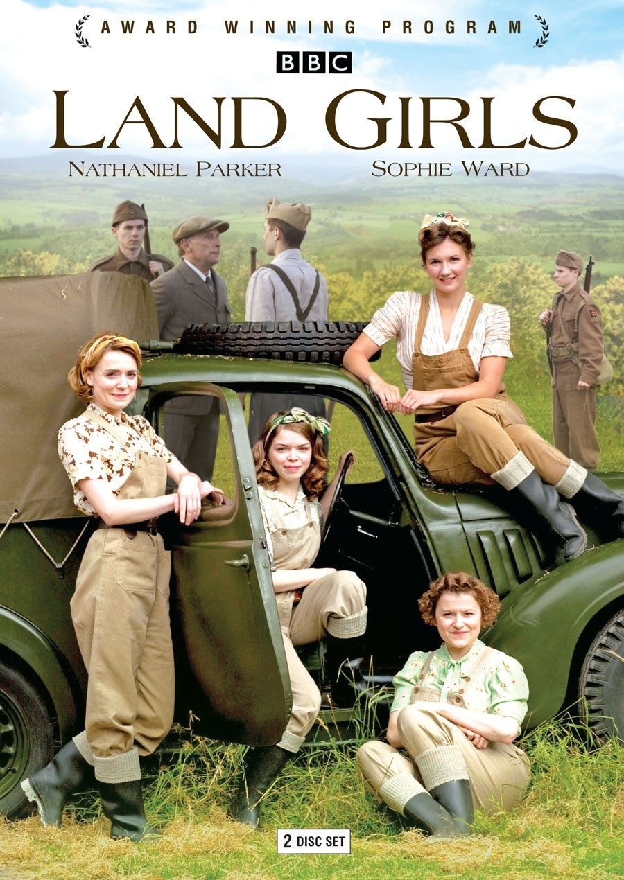Land girls on pinterest women 39 s land army bbc and world war for Tv land tv shows