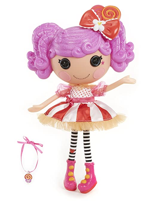 Lalaloopsy Super Silly Party Pop - Peanut Big Top