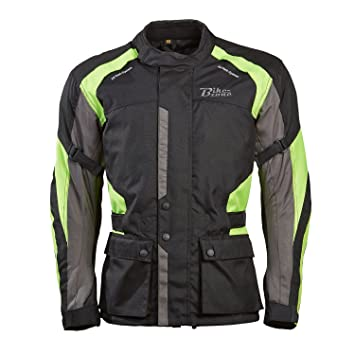 BIKEZONE 4017-52-l s veste courte, toronto multicolore taille l :