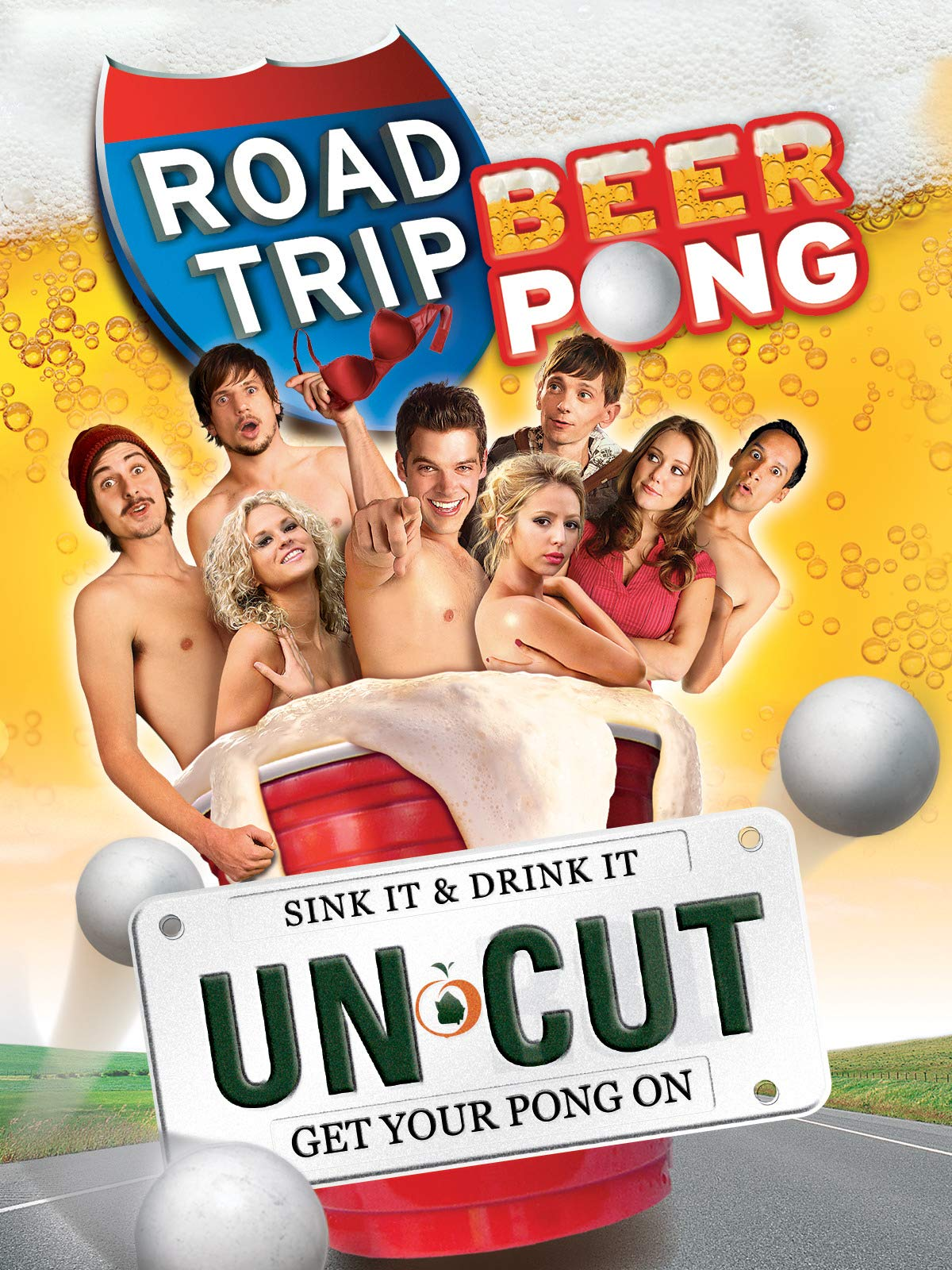 Road Trip - Beer Pong on Amazon Prime Video UK