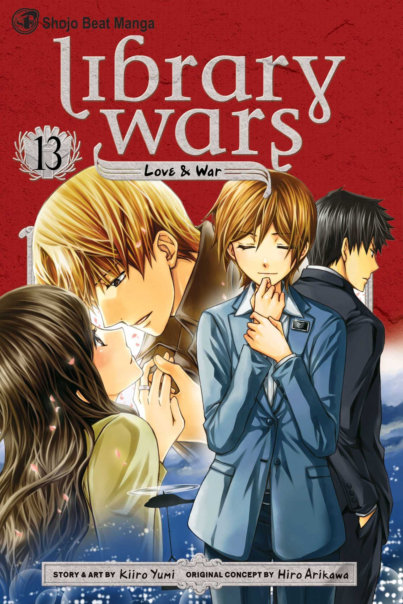 Library Wars, Vol. 13 by  by Hiro Arikawa