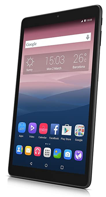 Alcatel Pixi 3 (10) Noire   Tablette Android Wifi