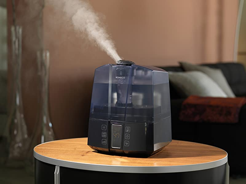BONECO/Air-O-Swiss Warm or Cool Mist Ultrasonic Humidifier 7147 via Amazon