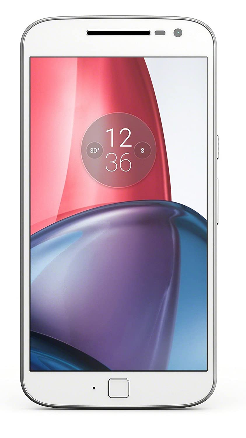 Moto G Plus, 4th Gen (32 GB, White)