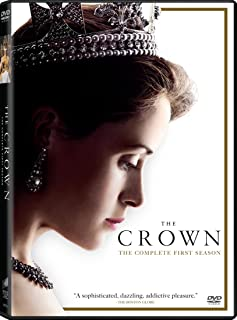 Book Cover: The Crown: The Complete First Season