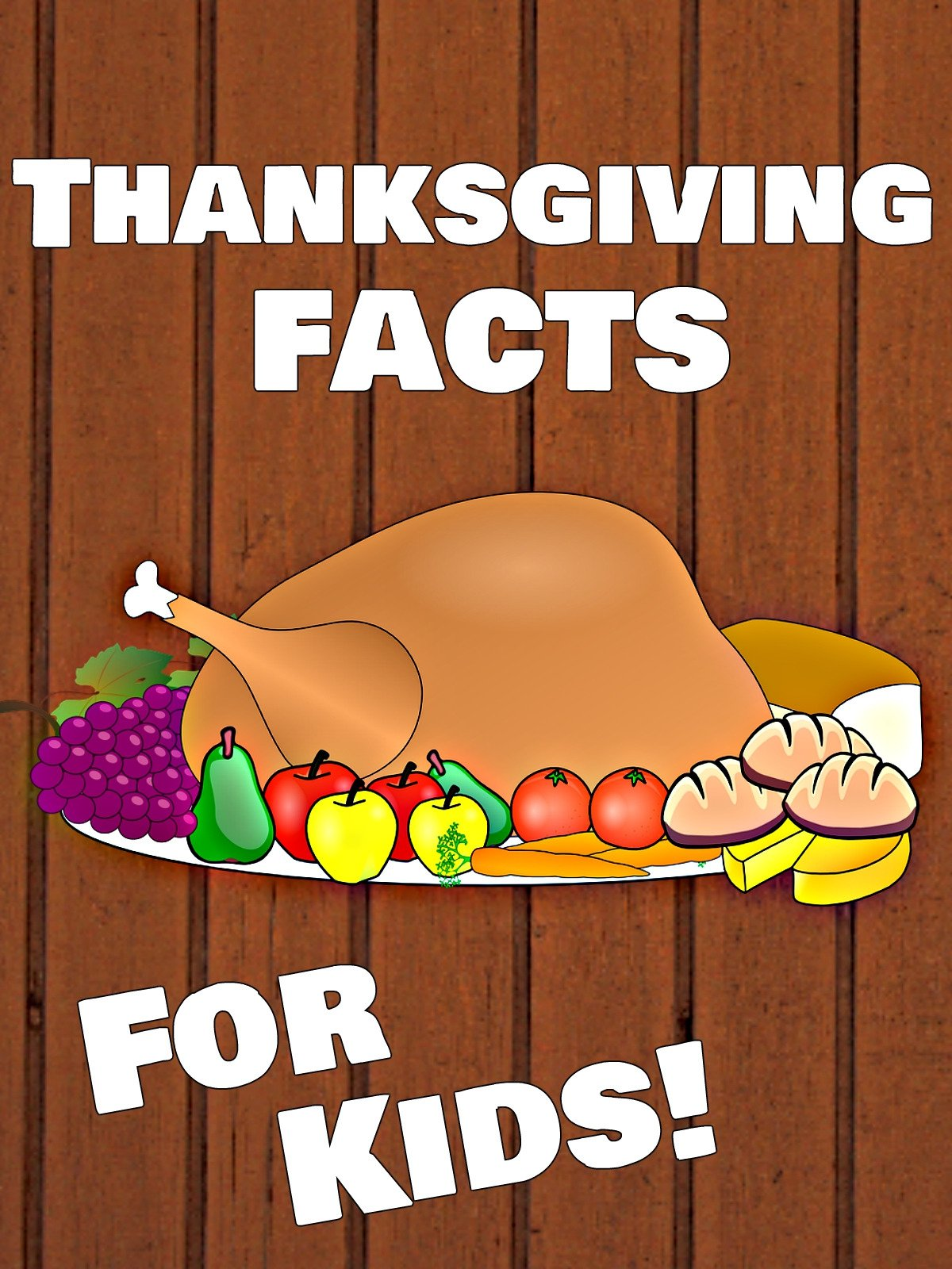 Thanksgiving Facts for Kids!