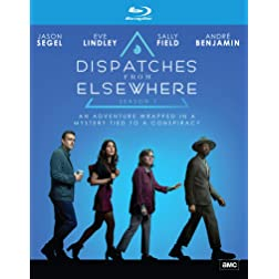Dispatches From Elsewhere, Season 1 [Blu-ray]