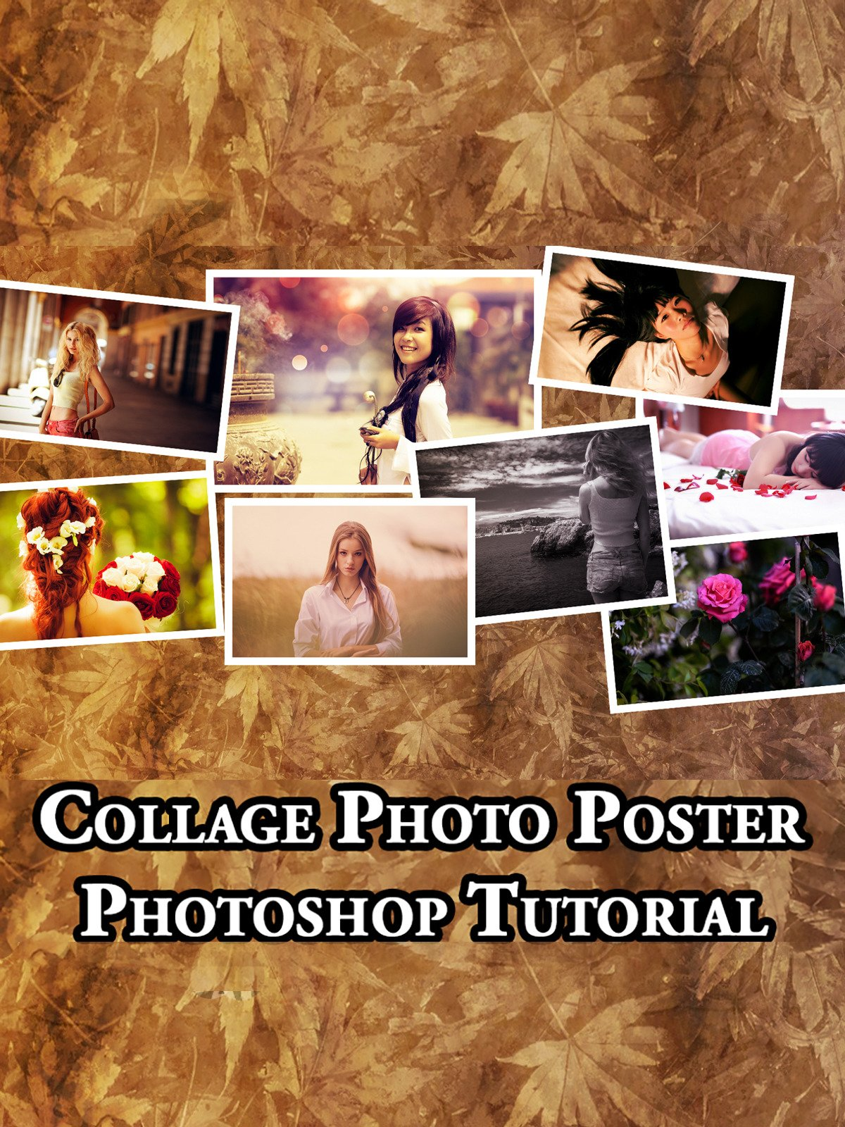 Collage Photo Poster