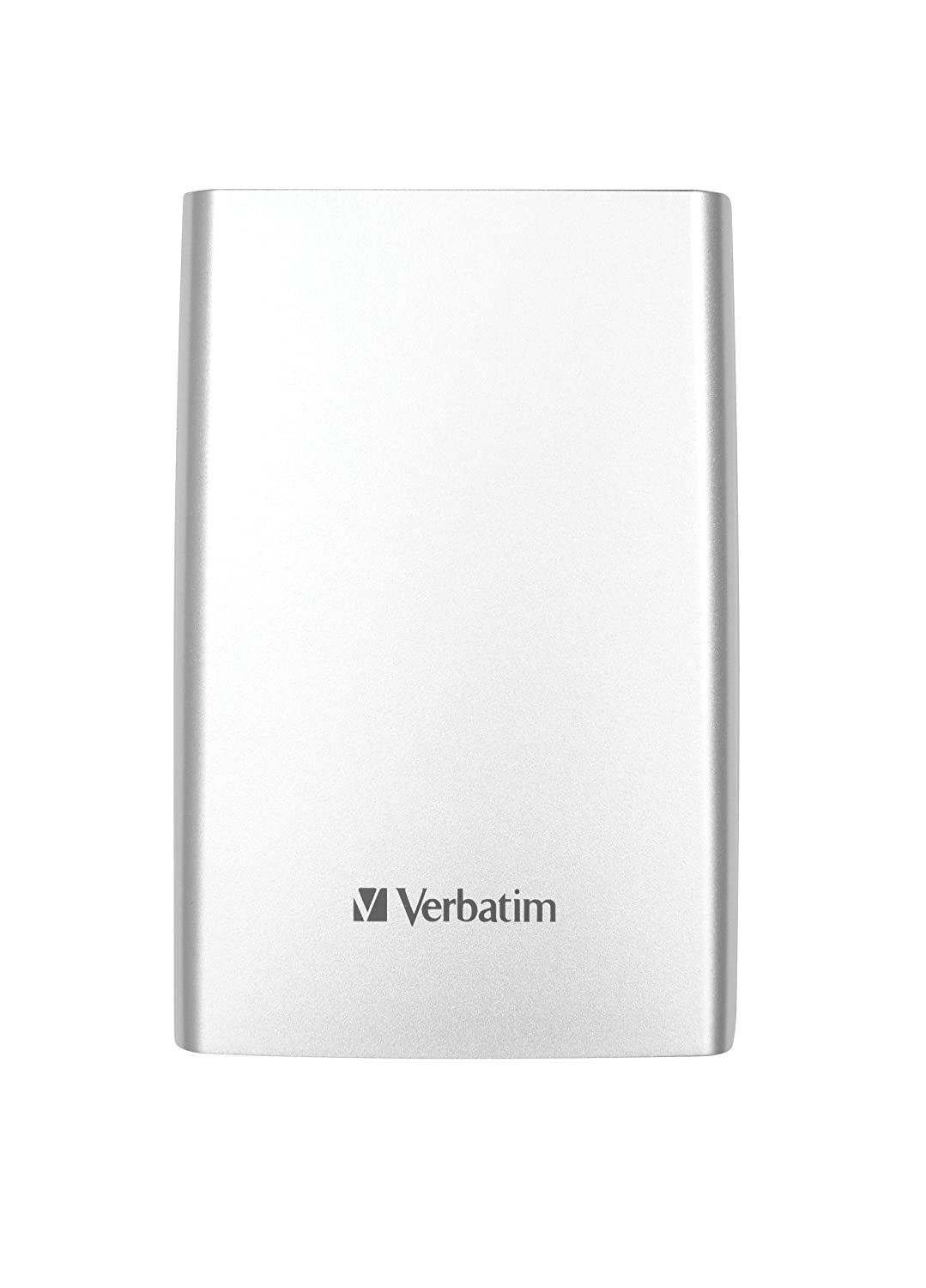 Verbatim 53021 - Disco duro externo de 500 GB (2,5), color gris