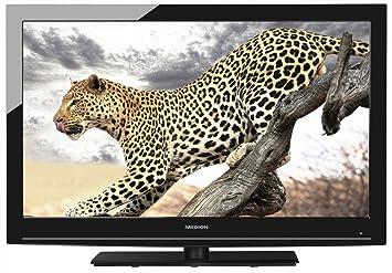 648c92a0376c Medion Life P16035 101,6 cm (40 Zoll) LED-Backlight-Fernseher (Full-HD, 100  Hz, DVB-T C S2) schwarz