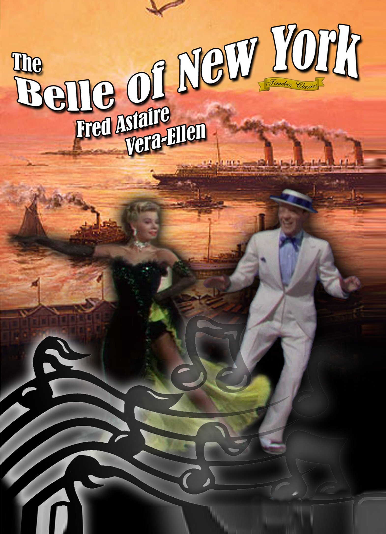 The Belle of New York (1952) on Amazon Prime Video UK