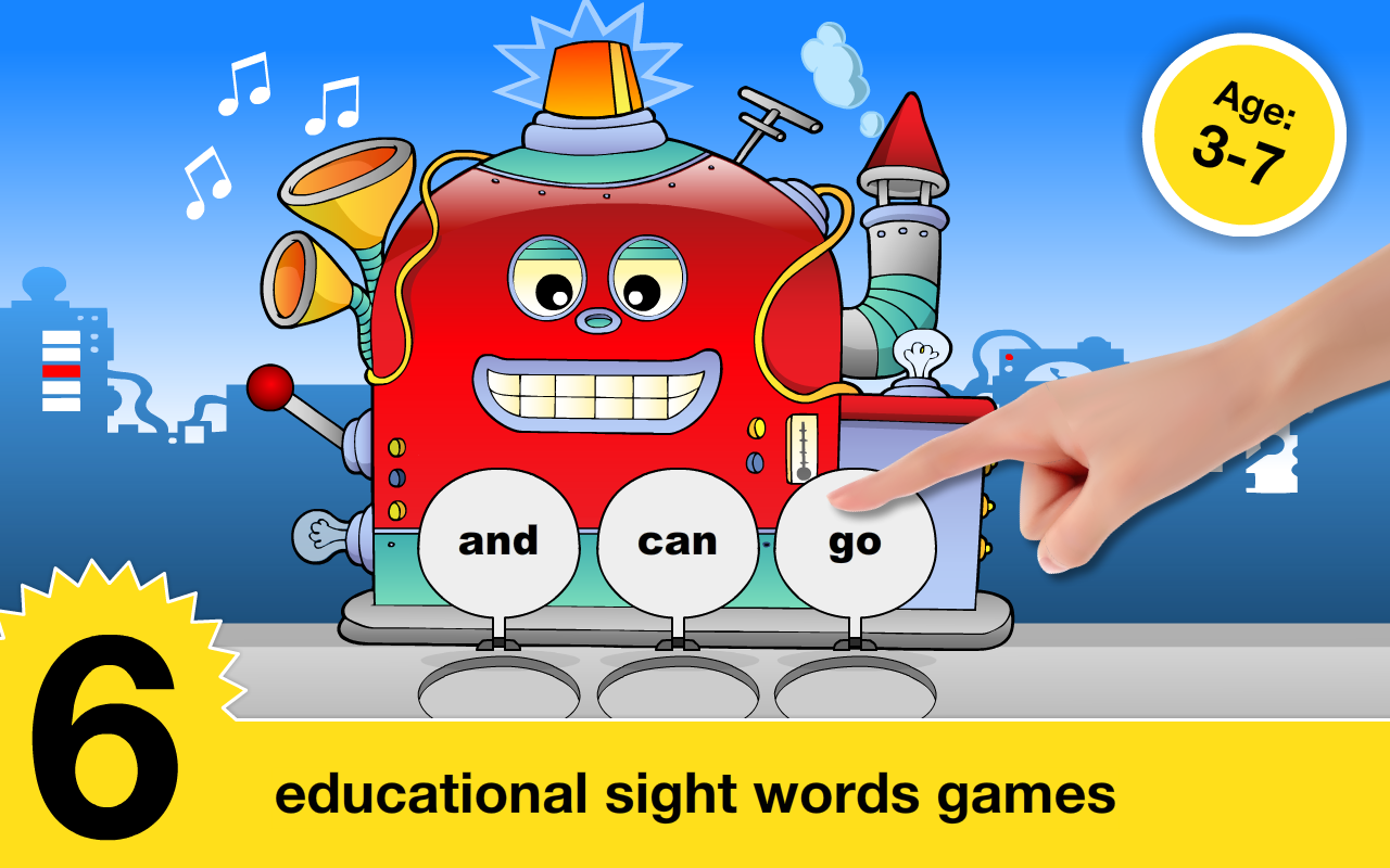 Amazon.com: Abby Sight Words Games & Flash Cards vol 1: Kids Learn to