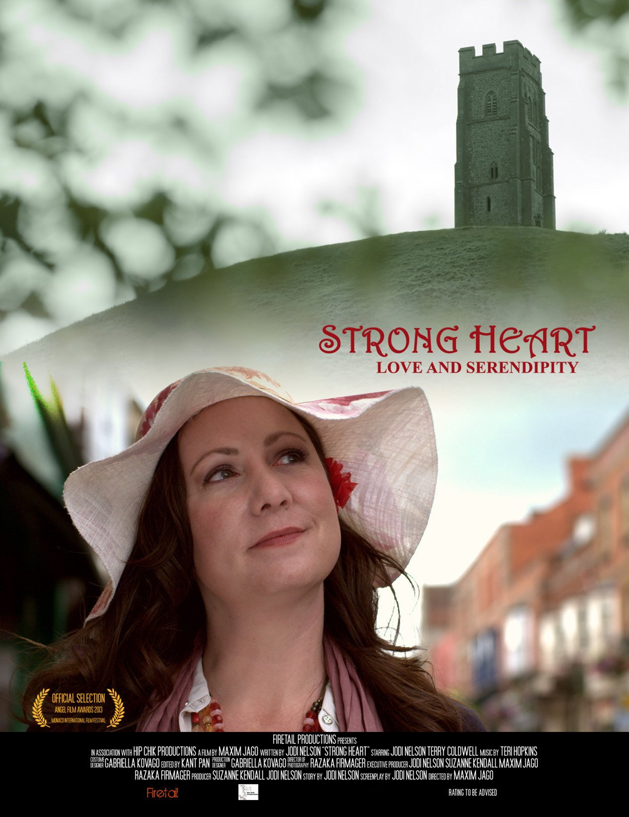 Strong Heart on Amazon Prime Instant Video UK