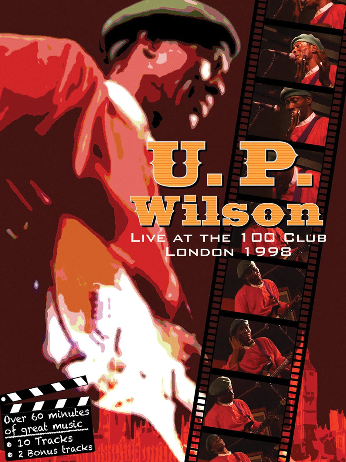 Up Wilson - Live At the 100 Club, London on Amazon Prime Instant Video UK
