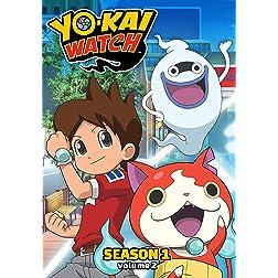 Yo-Kai Watch: Season One, Volume Two