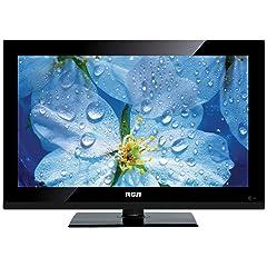 RCA DETK156R 15.6-Inch 60Hz 720p LED-Lit TV (Piano black)