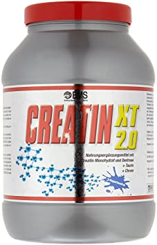 BMS Creatin XT Orange, 1er Pack (1 x 2 kg)