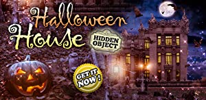 Hidden Object - Halloween House from DifferenceGames LLC