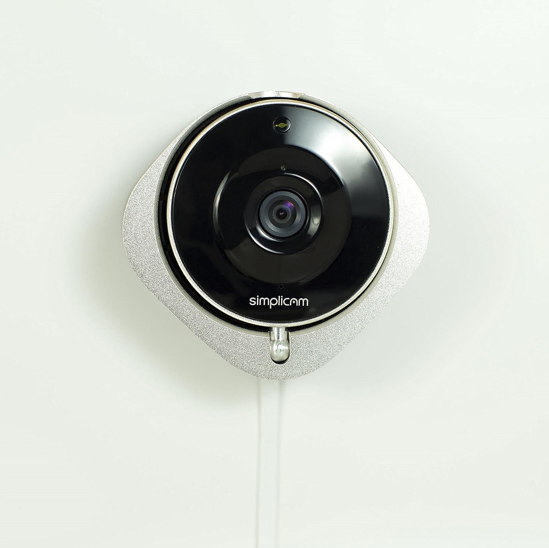simplicam HD WiFi Home Video Monitoring Camera
