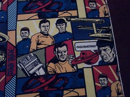 Baby Star Fleece Blanket Star Trek Fleece Blanket Comic