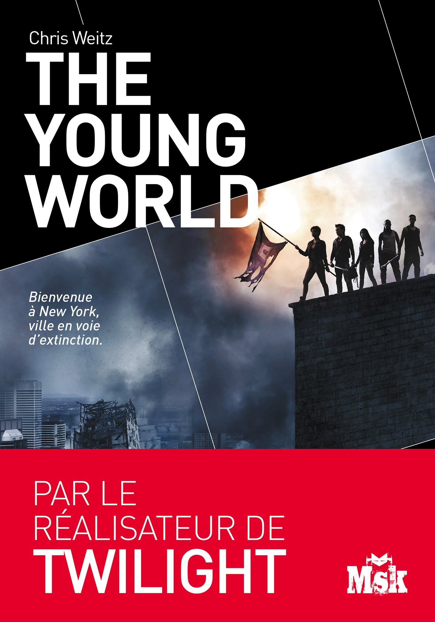 The Young World 81Ty4-NCA8L