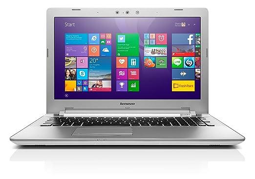 """Lenovo Z51-70 Ordinateur portable 15"""" Blanc/Gris (Intel Core i7, 8 Go de RAM, Disque dur 1 To, AMD XT2 R9 M375 2G, Mise à jour Windows 10 gratuite)"""