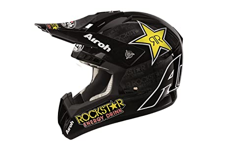 Airoh CR1RK17S Casque, Decal, Taille : 55-56 cm