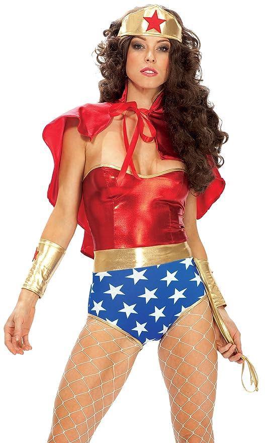 Wonder Woman Seductress Costume