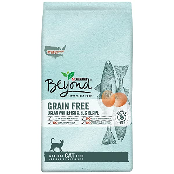 Purina beyond natural dry cat food grain free ocean whitefish and purina beyond natural dry cat food grain free ocean whitefish and egg recipe 11 pound bag forumfinder Image collections