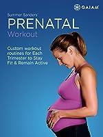 Gaiam: Summer Sanders Prenatal Workout