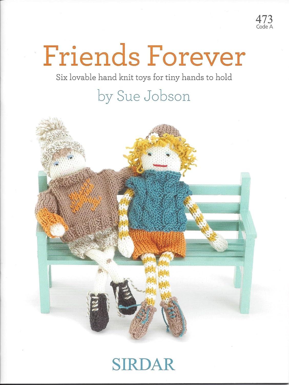 Toy Knitting Pattern Books Sirdar Knitting Pattern Book